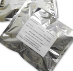 Preweighed Media Sachets