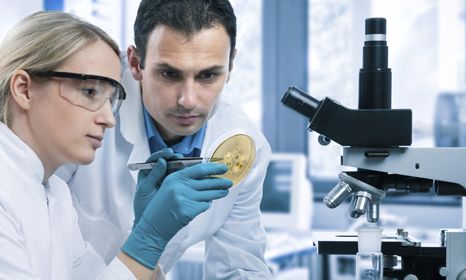 Fort Richard – specialists in clinical and industrial microbiology